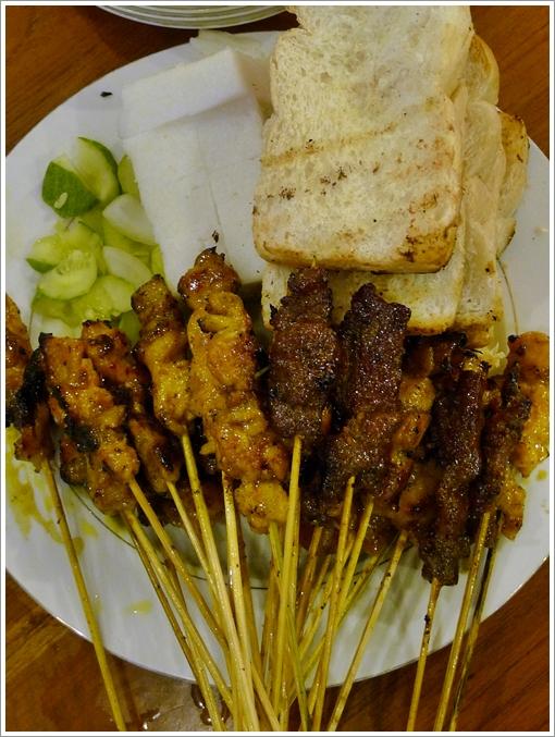 Yummy Satay @ Satay Malaysia, Kelantan