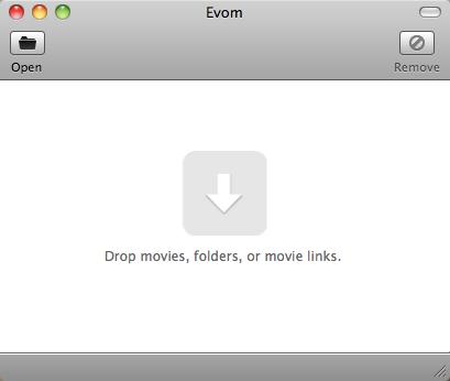 Evom window