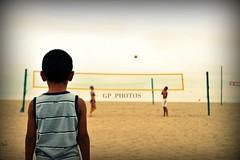 Voglia di giocare (GP_PHOTOS@) Tags: barcelona playa volley fourlights castelldefels miradafavorita ilfotografon225 photografareindigitalen69 fotografiareflexnovembre2011