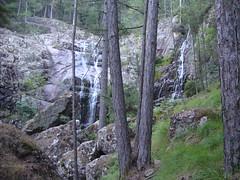 Première cascade de Laoscella