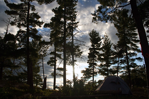 Sunset--Campsite # 127