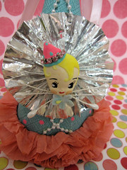 Party Girls Hat Topper! 3