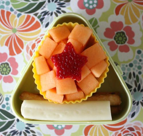1st Grader Snack #139: August 26, 2010