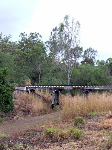 Railway Bridge Many Peaks, Queensland