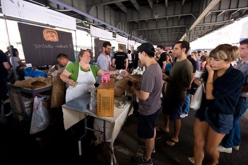 Sara Jenkins, Porchetta, New Amsterdam Market