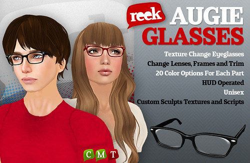 Reek - Augie Glasses