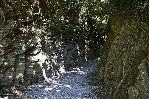 Taroko trail