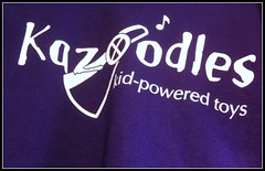 Kazoodles kid powered toys in Vancouver WA