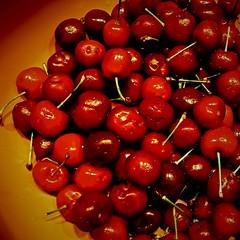 Bowlful of Cherries