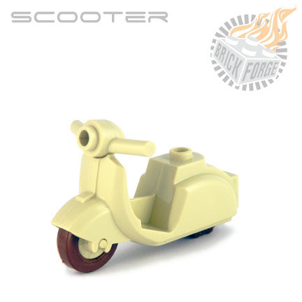 Scooter - Tan