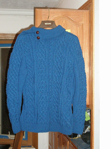 My Blue Celtic Jumper