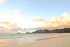Waimanalo Sunrise, 6:16 AM (*NanKuruNaiSa*)