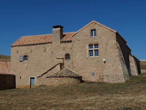 Jasse de l'aire du Viaduc, bords de l'A75 (Aveyron). 8 août 2010.