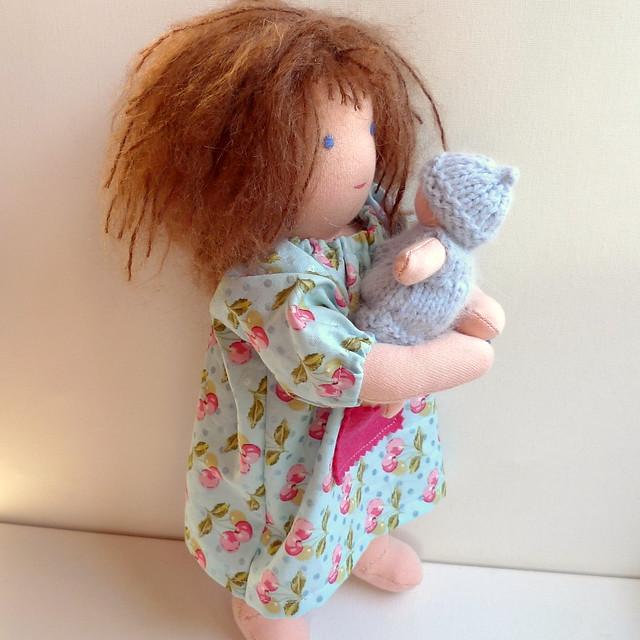 Robyn's doll