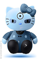 Hello Kitty DR MANHATTAN