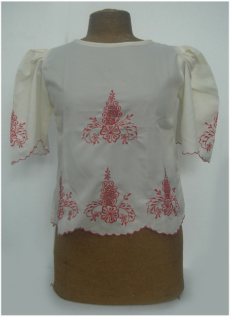Red Blouse For Sale Philippines 112