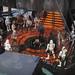 Star Wars Celebration V - Cloud City carbon freezing chamber diorama