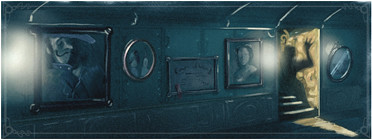 Mary Shelley's birthday Google Doodle