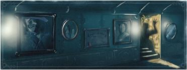 Mary Shelley's birthday Google Doodle