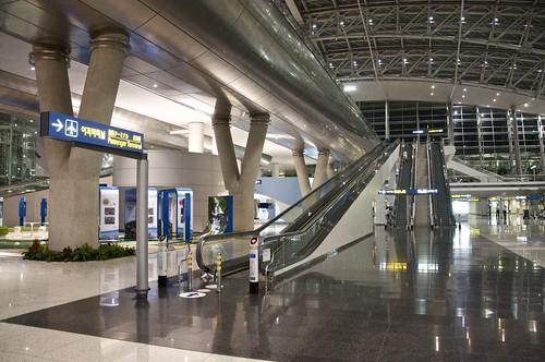ICN train station