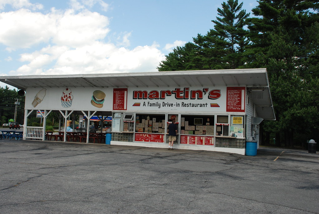 Martin's in New Hampshire