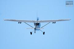 G-PDOG - 24550 GP - 24550 - Private - Cessna O-1E Bird Dog - Little Gransden - 100829 - Steven Gray - IMG_4892