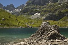 Valley of the Lakes - Prokletije 2 (cokanj) Tags: lake mountains nature ecology landscape nationalpark nikon d70s environment albania priroda montenegro glacial crnagora pejzaz prokletije mvugdelic