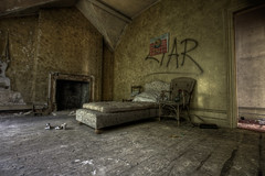 Liar. (Dan Parratt) Tags: abandoned decay urbanexploration urbex pottersmanorhouse