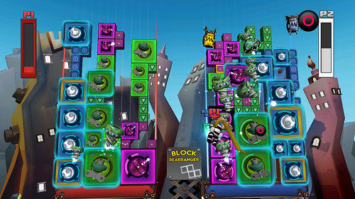 Slam Bolt Scrappers for PS3