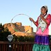 August 26, 2010 the World Champion Hoop Dancer performed at Crazy Horse Memorial.