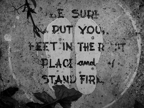 And Stand Firm