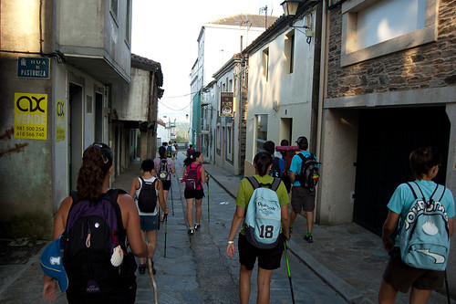 Camino de Santiago: Etapa de Arzúa a O Pedrouzo