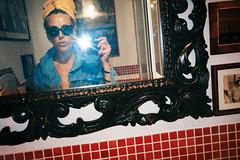 , (Benedetta Falugi) Tags: analog film 35mm t4 facciadiculo autaut benedettafalugi wwwbenedettafalugicom self selfportrait me yashica believeinfilm analogphotography