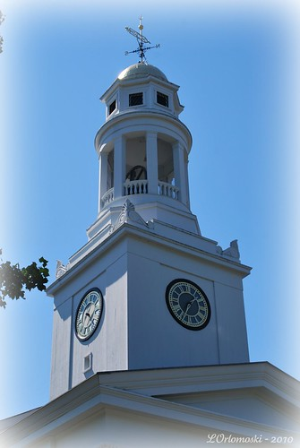 Concord Unitarian Universalist Church Clocktower