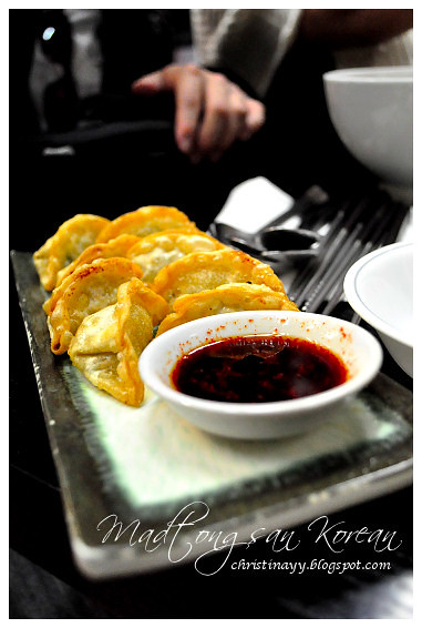 Madtongsan Korean Cuisine: Fried Dumplings