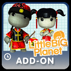 LittleBigPlanet - Chinese New Year Costume Pack