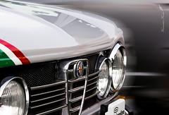 Alfa Romeo Giulia (dwarfphotos) Tags: car macchinestoriche vintage alfaromeo giulia2000 quadrifoglio italia fastcar nikon d5200 vr55300