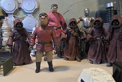 """Short Snaggle Thooth custom Star Wars Black Series 6"""" (chevy2who) Tags: snaggletooth customsnaggletooth blackseriescustom starwarsblackseries series black starwarscustom custom toyphotography figure action toy wars star"""