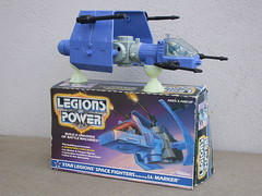 Vintage 1980's Boxed Legions Of Power Star Legions Space Fighters Made by Tonka (beetle2001cybergreen) Tags: vintage 1980s boxed legions of power star space fighters made by tonka