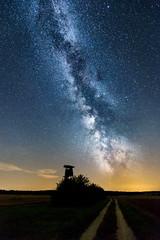 Milky Way (jochenbuehler) Tags: milchstrase milky way milkyway night stars galaxy field