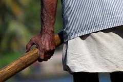 Boatman (Shrimaitreya) Tags: kerala backwaters southindia india nature peace