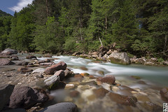 Horrid River #1 (Stokaz) Tags: canon 2017 nd110 nd neutral density filter bw long exposure extreme slow shutter speed 650d sigma 1020 ex dc hsm cascata cascate waterfall silk water orrido della slizza tarvisio