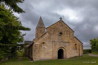 Eglise de Brancion-71