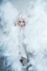 My angel (lukoshka) Tags: dollshecraft dollshe saint bjd bjdphoto dollphoto angel