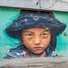Street art - Isla Holbox - Yucatan - Mexique