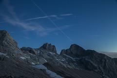 expo-8302 (ernst.scherr) Tags: adamekhütte gosau dachstein salzkammergut gletscher schnee natur mondaufgang mondlicht sonnenuntergang alpen pflanzen