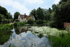 Willy Lotts Cottage (The Range Rider) Tags: johnconstable