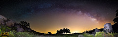 Vía Láctea - Panorámica en la Montera del Torero (PictureJem) Tags: panorámica landscape víalácteanoche