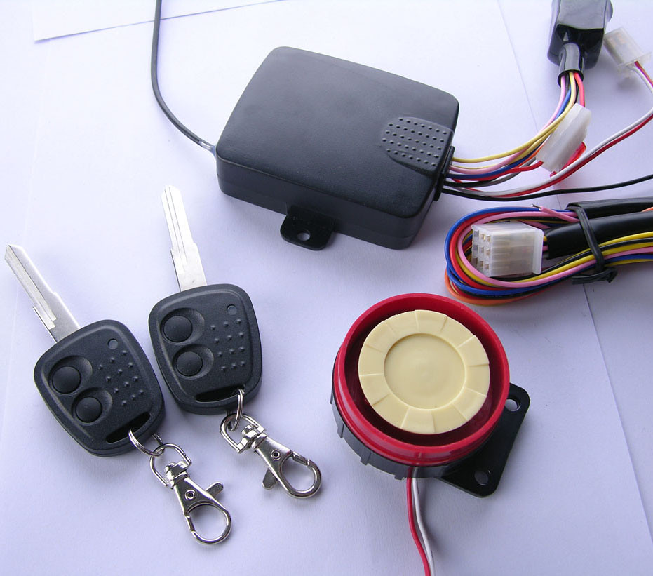 motorcycle/scooter/motorbike alarm system MA210