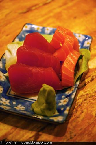 Standing Sushi Bar - Maguro & Sake Sashimi